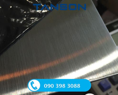Cuộn inox 304/304L HL-Độ dày: 1mm-1.2mm-1.5mm