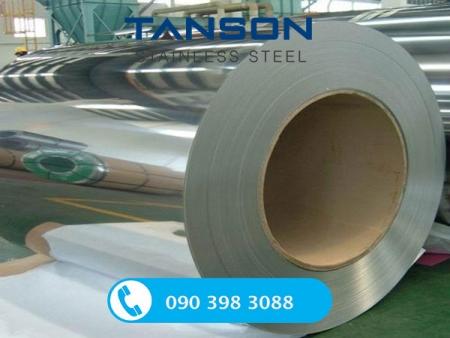 Cuộn inox 316/ 316L BA-Độ dày: 1mm-1.2mm-1.5mm