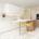 Terrazzo D6713 ốp lát phòng bếp căn hộ chung cư