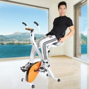 Lưu ý khi luyện tập cùng xe đạp tập